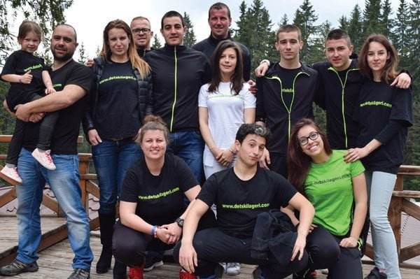 ADVENTURE TEAM - екипа на www.DetskiLageri.com