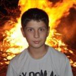 Лагерен огън - част от програмата на www.DetskiLageri.com