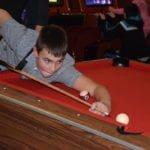 Билярд турнир - игра от програмата на детските лагери на www.DetskiLageri.com