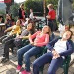 Бисквитката - една от нашите игри в детските лагери