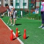 Крикет - игра от детските лагери на ADVENTURE TEAM