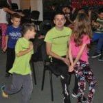 Музикален стол - игра от детските лагери на ADVENTURE TEAM