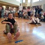 Талантливи танцьори посрещнаха пролетта с ADVENTURE TEAM