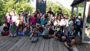 Зеленото училище с ADVENTURE TEAM – мотивация за знания
